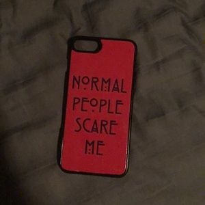 Accessories - American Horror Story iPhone Case